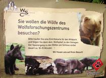 Wolfsforschungszentrum von Ernstbrunn