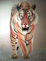 30x40 cm pastel on paper