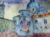 Salzburger Dom  55 x 74