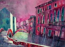 Venezia Rio di Santa Margherita2   56 x 76