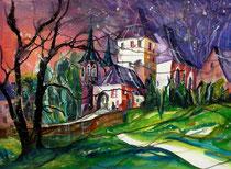 Schloss Worb  56 x 76