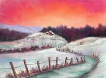 Winterlandschaft Dez 2013