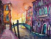 Venedig  56 x 76