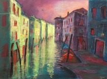 Venedig Rio di San Pantalon 2014