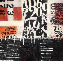 Dark Numbers  39 x 39