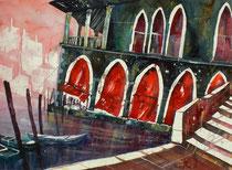Venezia Pescheria  56 x 76