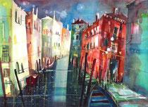 Venezia Rio di Pantalon   56 x 76