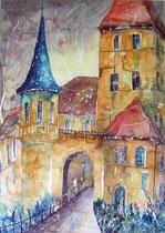 Schloss Worb  45.5 x 61