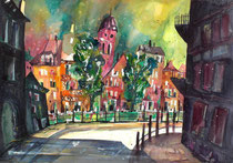 Strassburg Quai St Nicolas 1