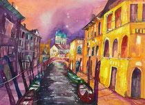 Venedig Impression 2016  56 x 76