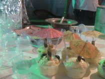 アイスクリームも好きなだけ食べられます。