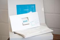 Neukunden-Akquisemailing | paul + paul GmbH