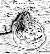 Pou-ngan-tcheou, province de Koei tcheou