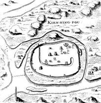 Kien-ning-fou, province de Fo kien