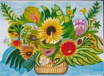 Sonnenblume und Mehr