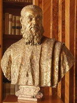 Bibliotca Correr, Venedig, Alessandro Vittoria Rangone-Büste