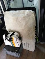 Mein Gepäck - Etwas mehr als Mo und Reto....