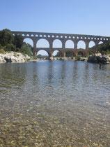 Der Pont du Gard - ich war ja nicht da....