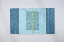 005 - Acryl auf MDF / 4-teilig / 102 x 60