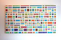 001 - Acryl auf Balsaholz / 160 x 90
