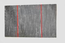 028 - Acryl auf Baumzuschnitt (Abbachi) / 115 x 70