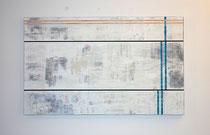 004 - Acryl auf MDF / 3-teilig / 100 x 61