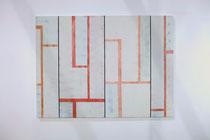 002 - Acryl auf MDF / 4-teilig / 122 x 90