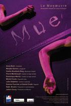 Affiche de Mue / une performance de la Manoeuvre