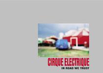 Dossier de presentation du CIRQUE ELECTRIQUE