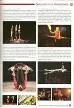 le magazine du cirque et de l'illusion