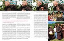 Shambhala Sun Magazine, Mai 2012. Portraits de Soeur Chan Khong