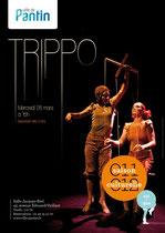 Trippo, spectacle de la Compagnie Circo Aereo