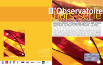L'Observatoire des pratiques culturelles - 2011