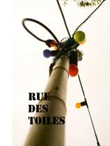 """Visuel du collectif de spectateurs """" Rue des toiles """""""