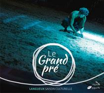 Visuel de saison 2012/2013 du centre culturel Le Grand Pré