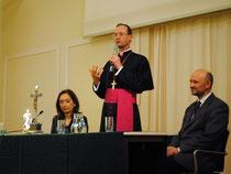 Weihbischof Stefan Turnovsky stellt sich vor