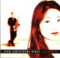 Jean-Christophe Béney (saxophone), Laurent Coq (piano), Clovis Nicolas (contrebasse),Philippe Soirat - 2002