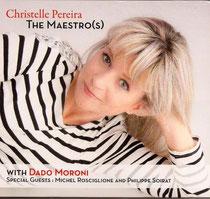 Christelle Pereira (chant), Dado Moroni (piano), Michel Rosciglione (contrebasse), Philippe Soirat - 2011