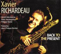 Xavier Richardeau (saxophones), Hiroshi Murayama (piano), Daiki Yasukagawa (contrebasse), Philippe Soirat - 2012