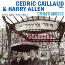 Cedric Caillaud (contrebasse),Harry Allen (saxophone), Patrick Cabon (piano), Philippe Soirat - 2010