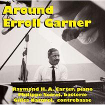 Raymond Carter (piano), Gilles Naturel (contrebasse), Philippe Soirat - 2016