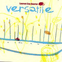 Laurent Coq (piano), Jean-Christophe Béney (saxophone), Jules Bikôkô Bi Njami (contrebasse), Philippe Soirat - 2001