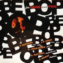 Patrick Bocquel (saxophone), Jean-Paul Adam (saxophone), Alain Jean-Marie (piano), Gilles Naturel (contrebasse), Philippe Soirat - 2009