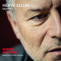 Hervé Sellin (piano), Pierrick Pedron (saxophone), Thomas Bramerie (contrebasse), Philippe Soirat - 2017
