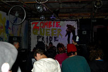Benefit Zombie Queer Pride - may 16th 2015 @ Bokal Royal