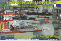 personal Qsl card