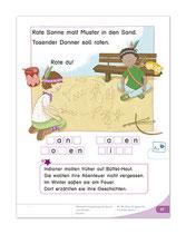 """Kapitel """"Ich-Du-Wir"""" Bausteine Fibel 1 Diesterweg 2014"""