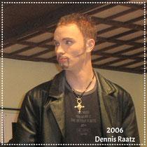 """2006 Dennis Raatz - in """"Diamantenroulett"""" als Lars, ein Gangster"""
