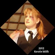 "2012 Kerstin Wölk - in ""Wirbel bei Klack"" als Werners Freundin Uschi Tulpe"