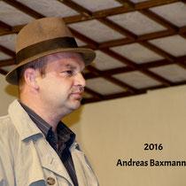 """2016 Andreas Baxmann -  in """"Geldfieber"""" als Kommissar Lennart"""